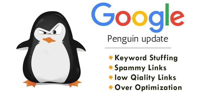 Google Penguin Penalties