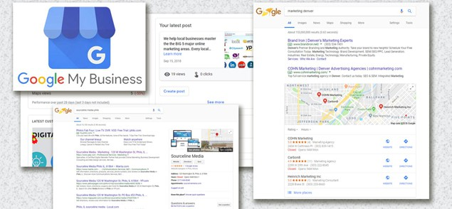 Change Incorrect Information on Google Business Page